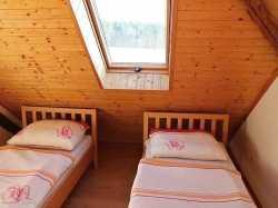 Východní ložnice / Eastern bedroom