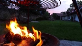 Přenosné ohniště / Portable fire pit